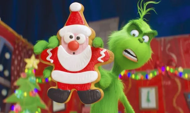 How The Grinch Stole Christmas Full Movie.Review Movie The Grinch 2018 Full Movie