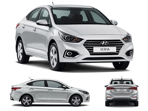 Hyundai Verna 2017 (Sedan)