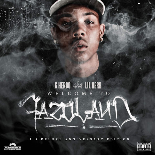 G Herbo - Welcome to Fazoland 1.5 - EP Cover