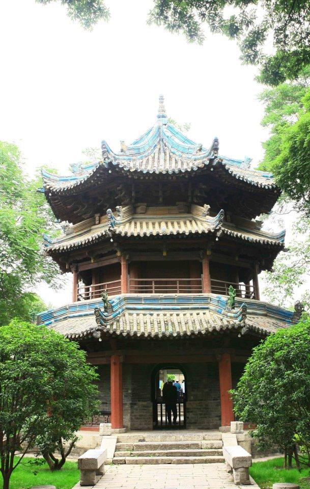 Mesjid Tertua Di Xian China Beyond Vacation