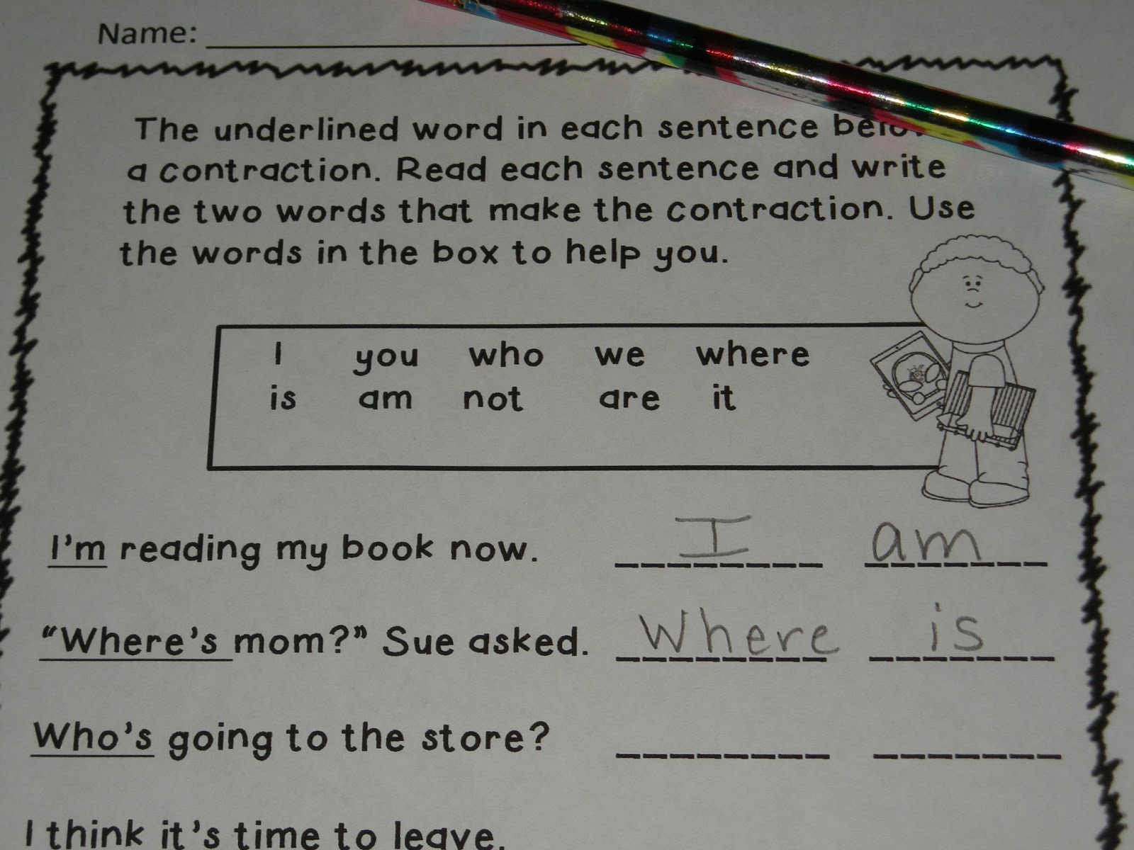 2nd Grade Pig Pen Winners And A Freebie