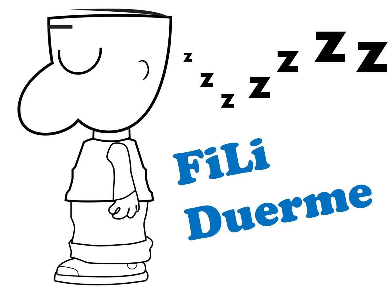 Mundo FiLi: Como enseñar a dormir a los niños?