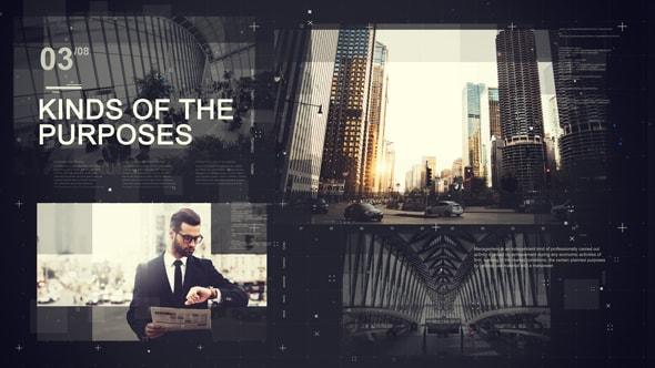 قالب احترافي للشركات والمؤسسات | افتر افكت CS6 فأعلى