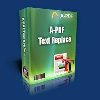 A-PDF Text Replace