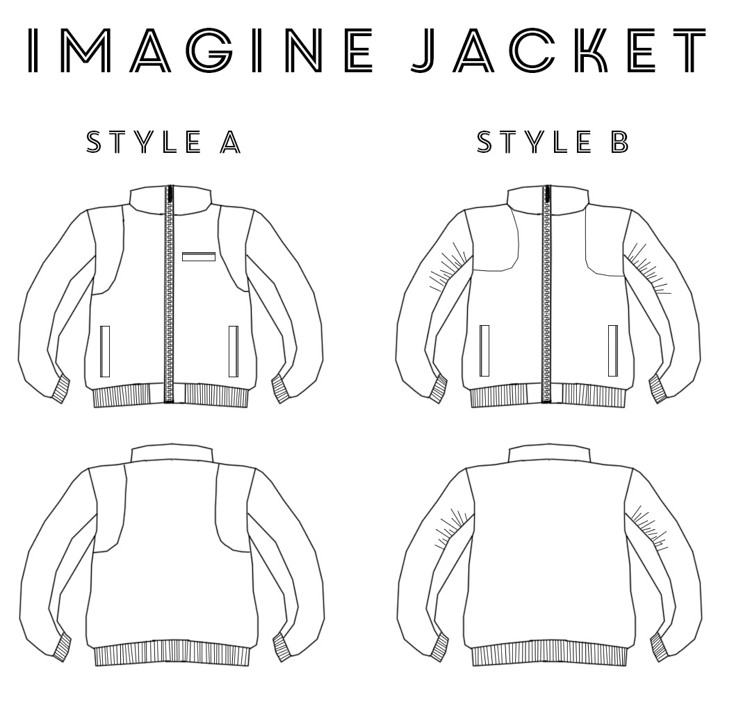 Line Drawing Jacket : Imagine jacket tester round up shwin and