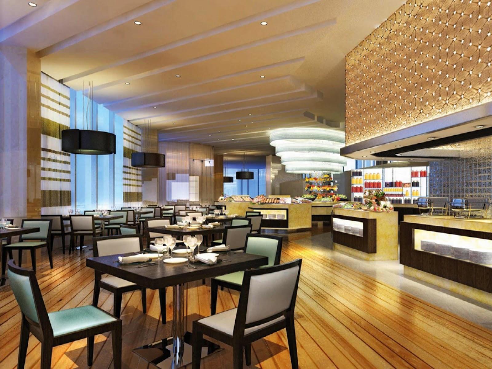 Interior Design Kitchen Restaurant Interior Design