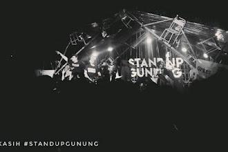 Stand Up Gunung 2016: Kawan, Cerita, dan Awal Baru