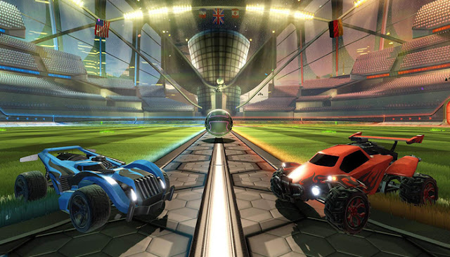 rocket league, rocket league pc, rocket league android, rocket league ps3, rocket league ps4, rocket league xbox one, premios D.I.C.E, mejor juego deportivo, premio especial sprite