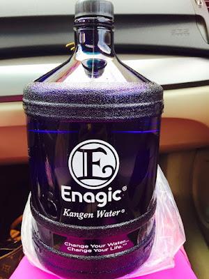 #kangenwater