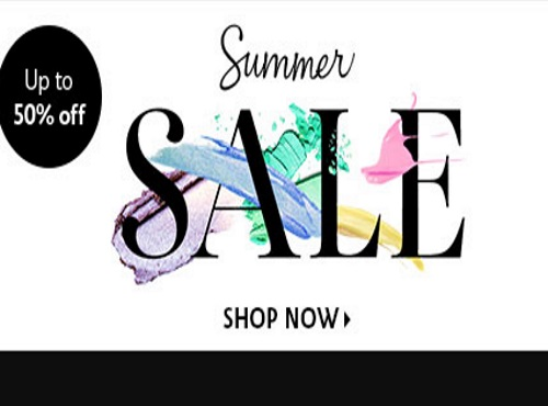 Sephora Summer Sale Up To 50% Off
