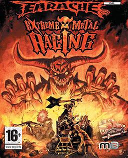 Earache Extreme Metal Racing ps2
