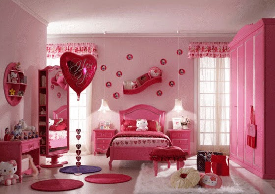themes girly bedroom   how to decorate a girly tennega bedroom   how can i  decorate. Ideas and tips to decorate a bedroom and looks girly   Big Solutions