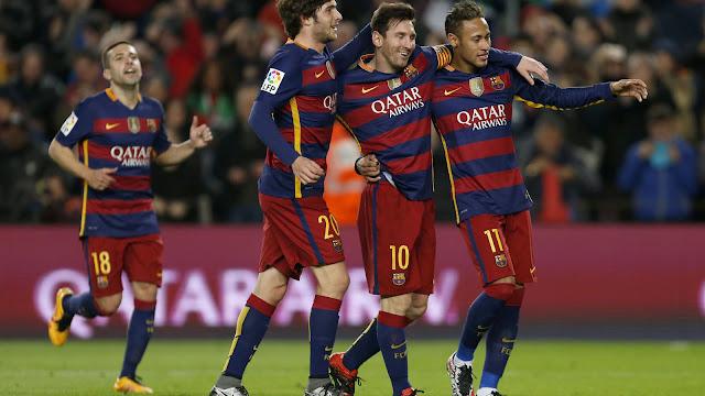 El Barça utilizará a Nike y Qatar para tapar un triunfo del Madrid en Champions