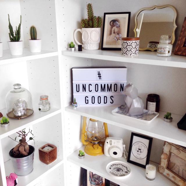 uncommon goods, cinema lightbox, pyropet, kisa, homeware, haul,