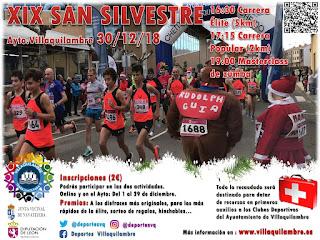San SIlvestre Villaquilambre 2018