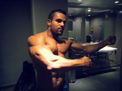 Ayman Elserw Bodybuilder