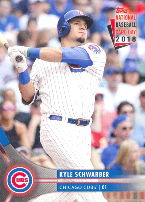 Wrigley Wax 40 Of The Cubs Baseball Card Giveaway Set