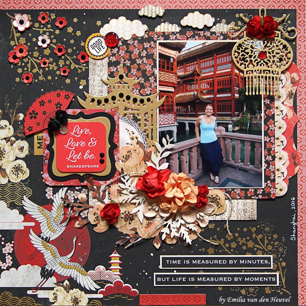 emilia van den heuvel shanghai 2016 kaisercreaft merly. Black Bedroom Furniture Sets. Home Design Ideas