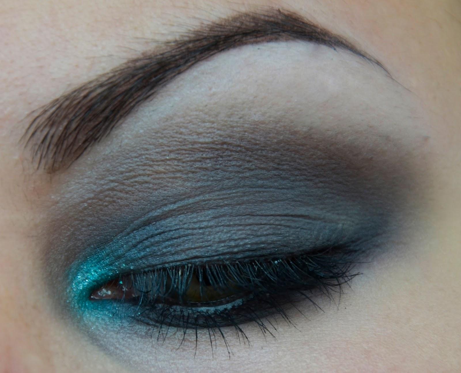 makijaż-smokey