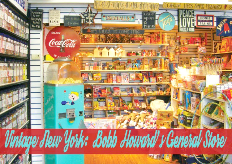 A Vintage Nerd Vintage Blog Bobb Howards General Store Vintage New York