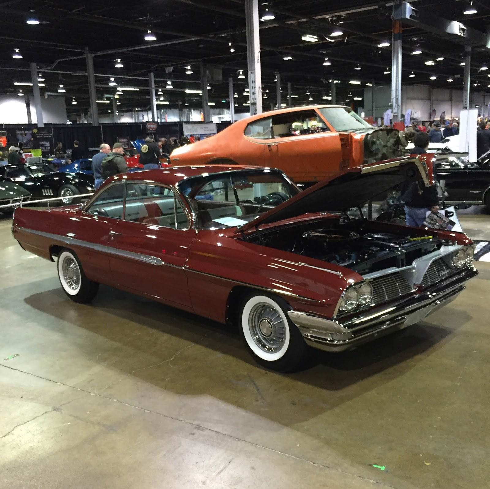 2015 Muscle Car And Corvette Nationals