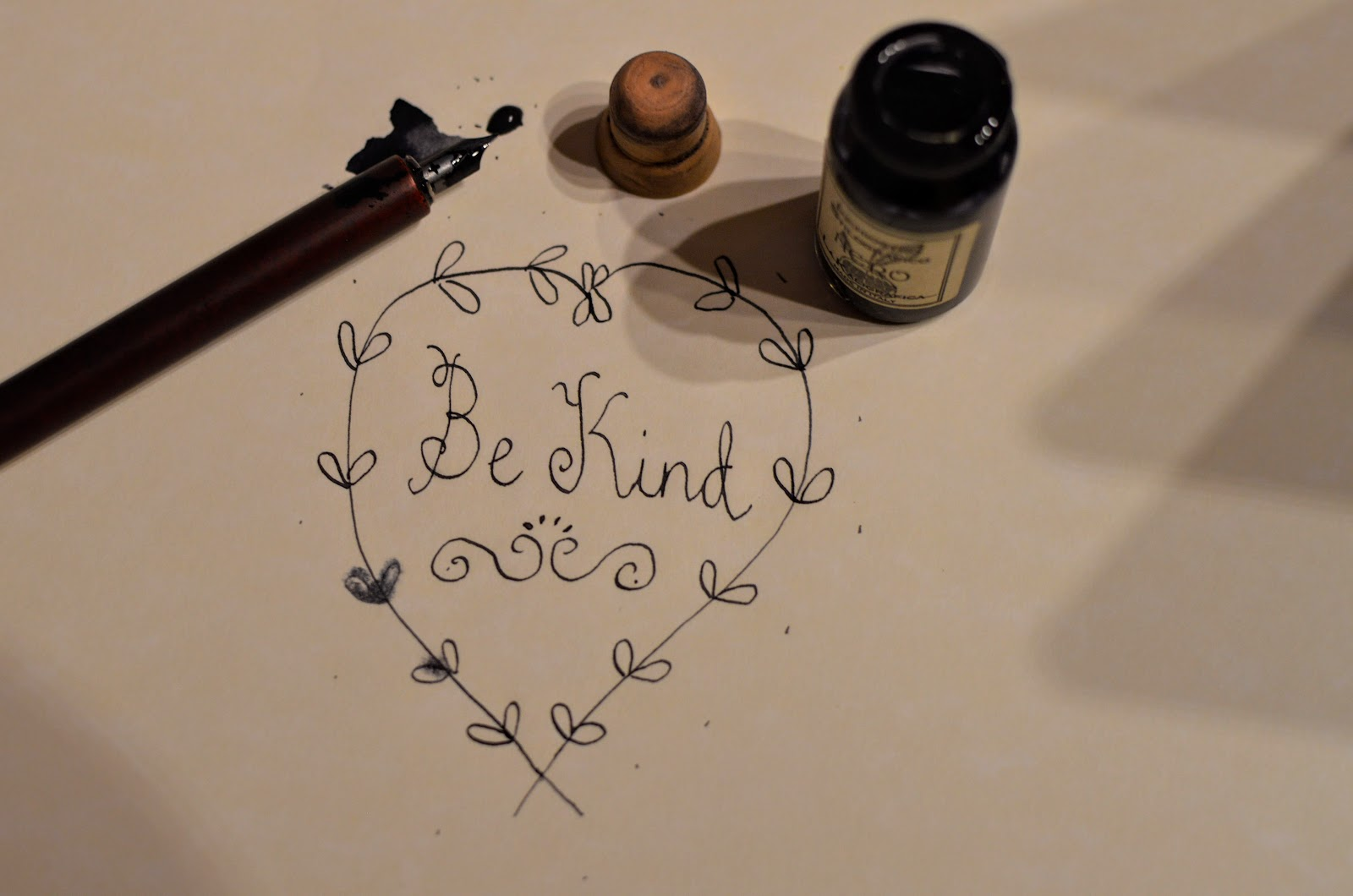 , The Gift of a New Hobby- The Art of Beautiful Writing Calligraphy