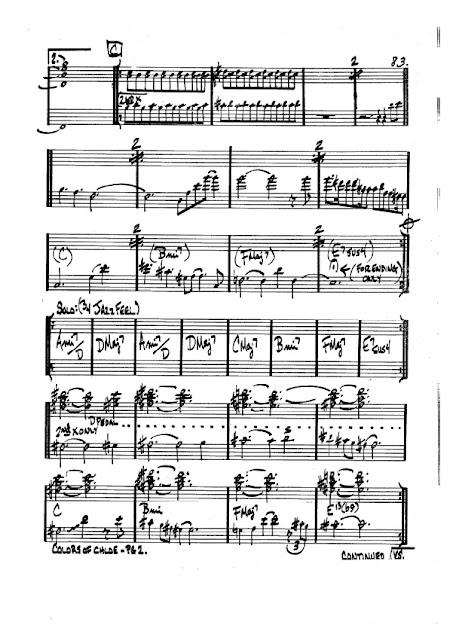 Partitura Violonchelo Eberhard Weber