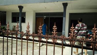 Dikontrakkan atau disewakan, Rumah Berukuran Besar 3 Kamar di Daerah Tunggulwulung