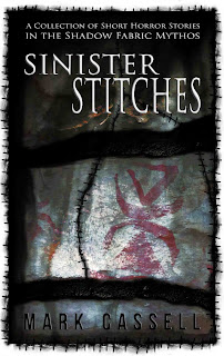 Sinister Stitches by Mark Cassell