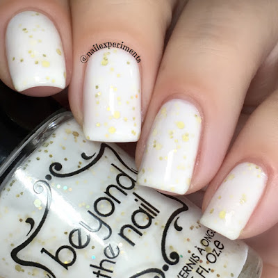 Beyond The Nail Polar swatch from winter sub-zero collection