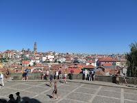 Oporto terraza catedral