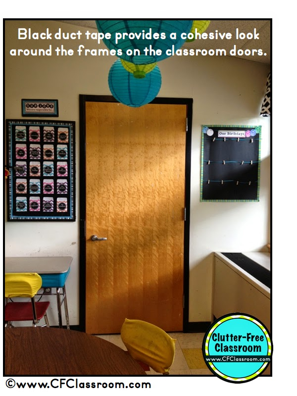 Classroom Door Decor {Classroom Design Photos, Set Up ...
