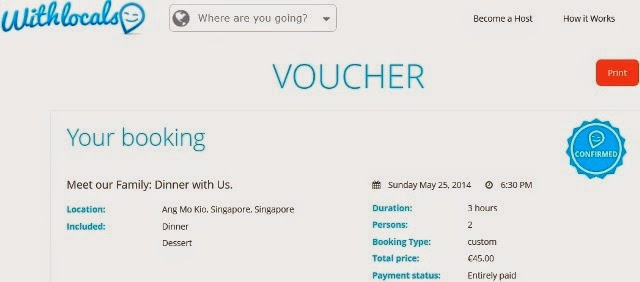 withlocals singapore voucher confirmation