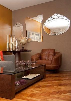 3 Espelhos venezianos para a casa nova...!