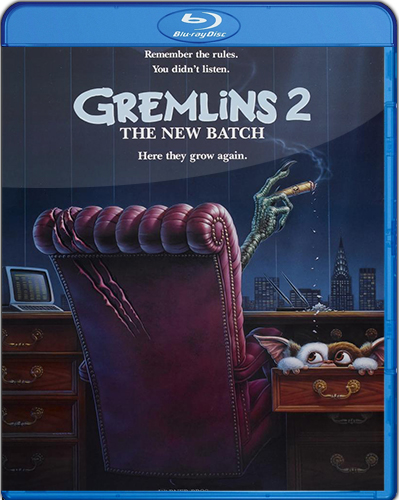 Gremlins 2: The New Batch [1990] [BD25] [Español]