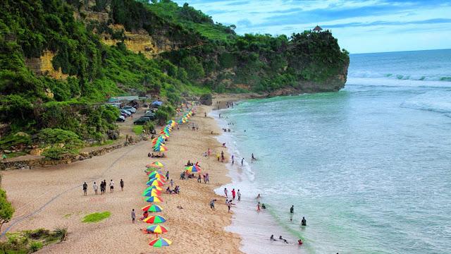 Pantai Simbaronce, Trenggalek