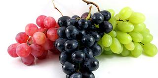10 Manfaat Buah Anggur Bagi Kesehatan Tubuh Kita