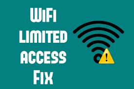 2 Cara Paling Ampuh Untuk Mengatasi Wifi Limited Pada Windows