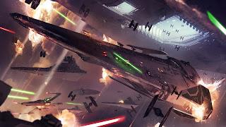Star Wars Battlefront 2 II Console Wallpaper