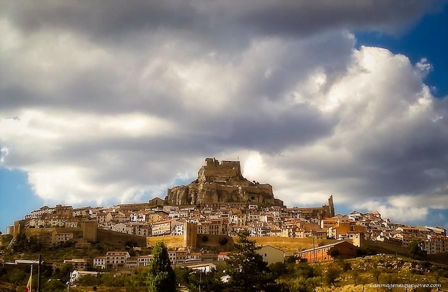 Morella, Castellón, Comunidad Valenciana, España