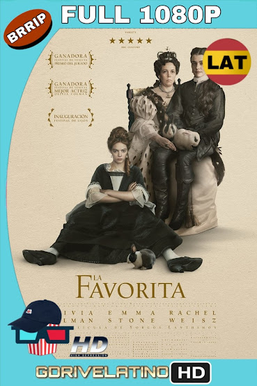 La Favorita (2018) BRRip 1080p Latino-Ingles MKV