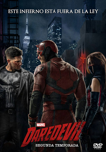daredevil Temporada 2 (Latino)