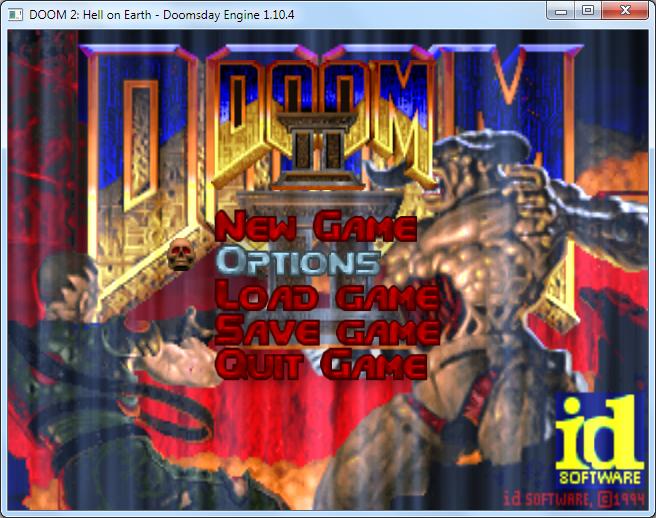Scott Haggard dot com: Doom 2 Master Levels in Doomsday Engine