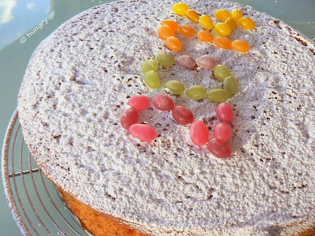 New Year's Cake 2014