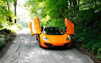 Wallpaper: McLaren
