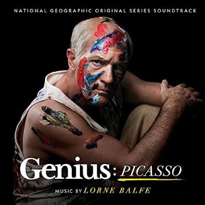Genius: Picasso Soundtrack Lorne Balfe