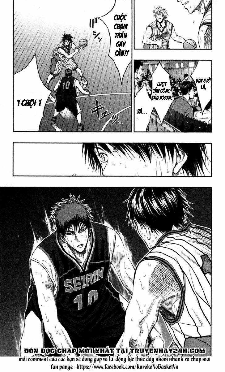 Kuroko No Basket chap 153 trang 12