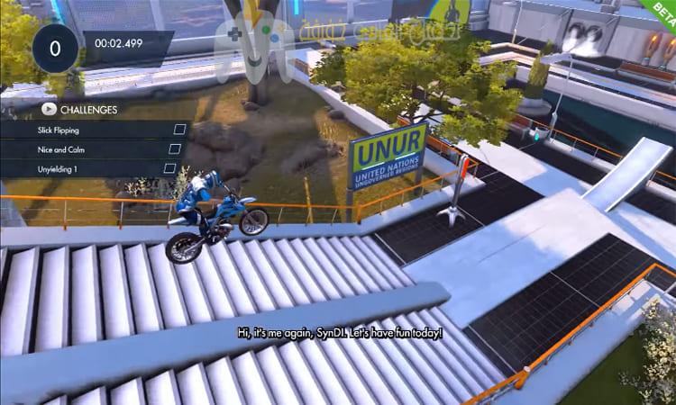 تحميل لعبة الدراجات النارية Trials Fusion