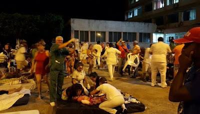 fotos temblor ecuador