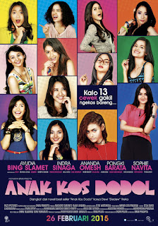 Anak Kos Dodol (2015) Full Movie